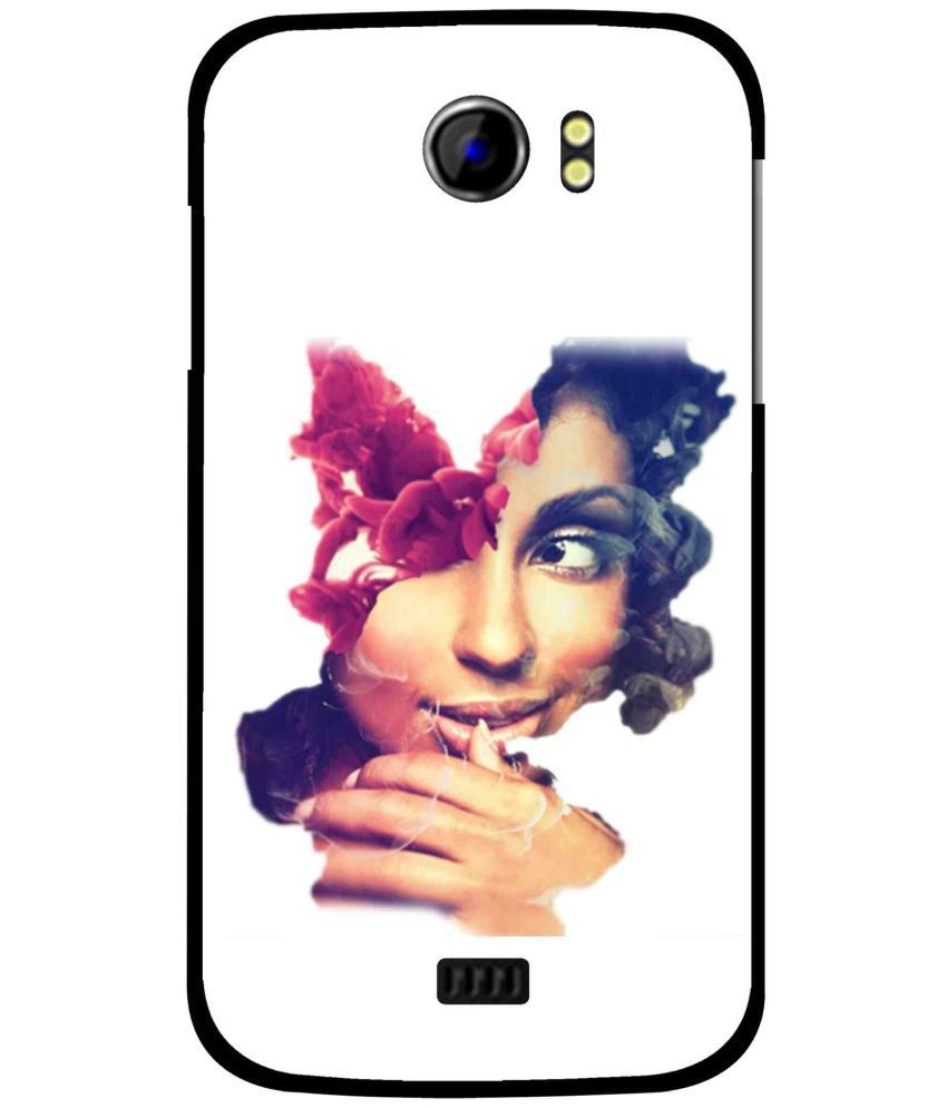 Micromax Canvas 2 A110 Printed Cover By Snooky