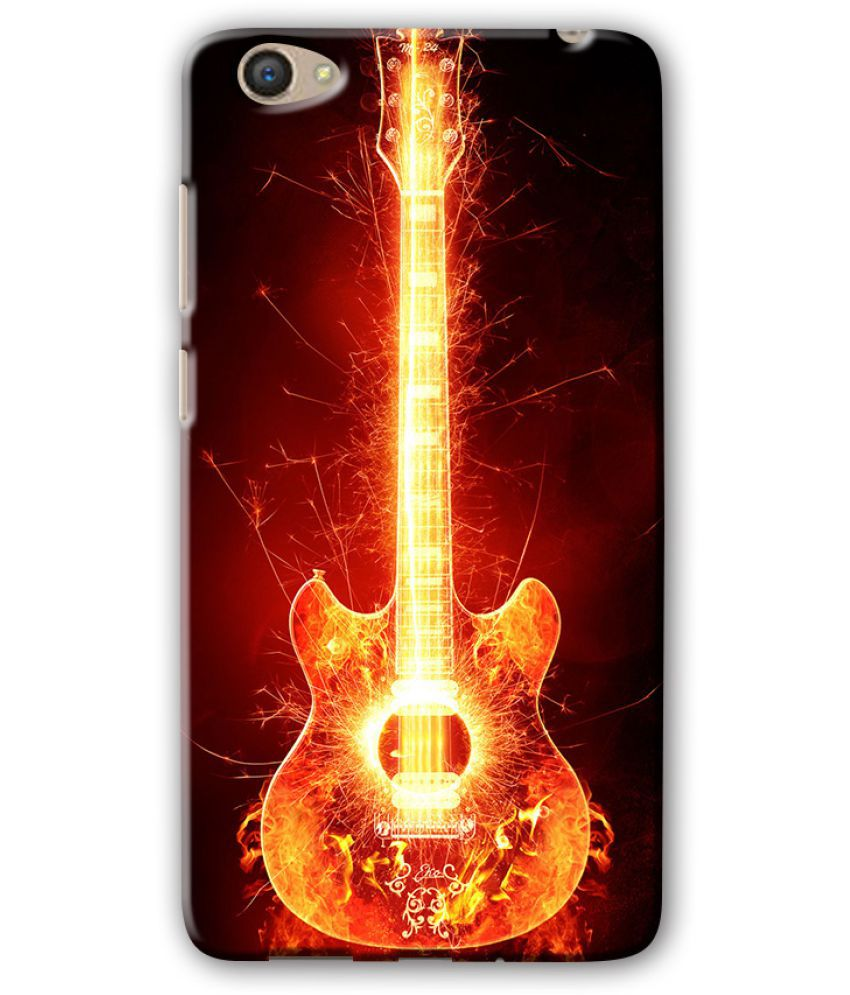 Vivo Y55L Printed Cover By Case King