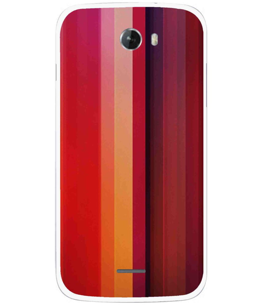 Micromax Bolt A068 Printed Cover By Snooky