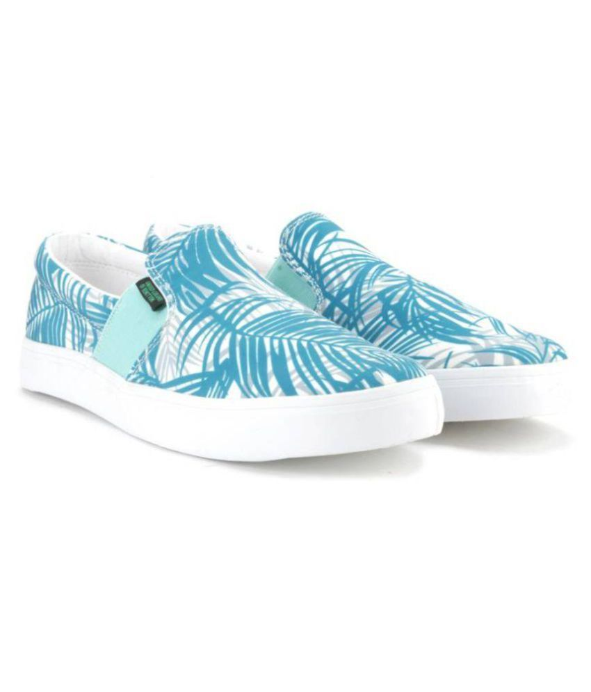 UCB Benetton Sneakers White Casual