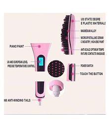Angela Hair Styling Fast Hair Straightener HQT-906 Hair Straightener ( Pink )
