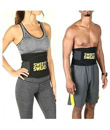 Goyal Trading unisex hot shapers sauna sweat tummy trimmer wonder abdomen slimming fat cutter weight loss belt