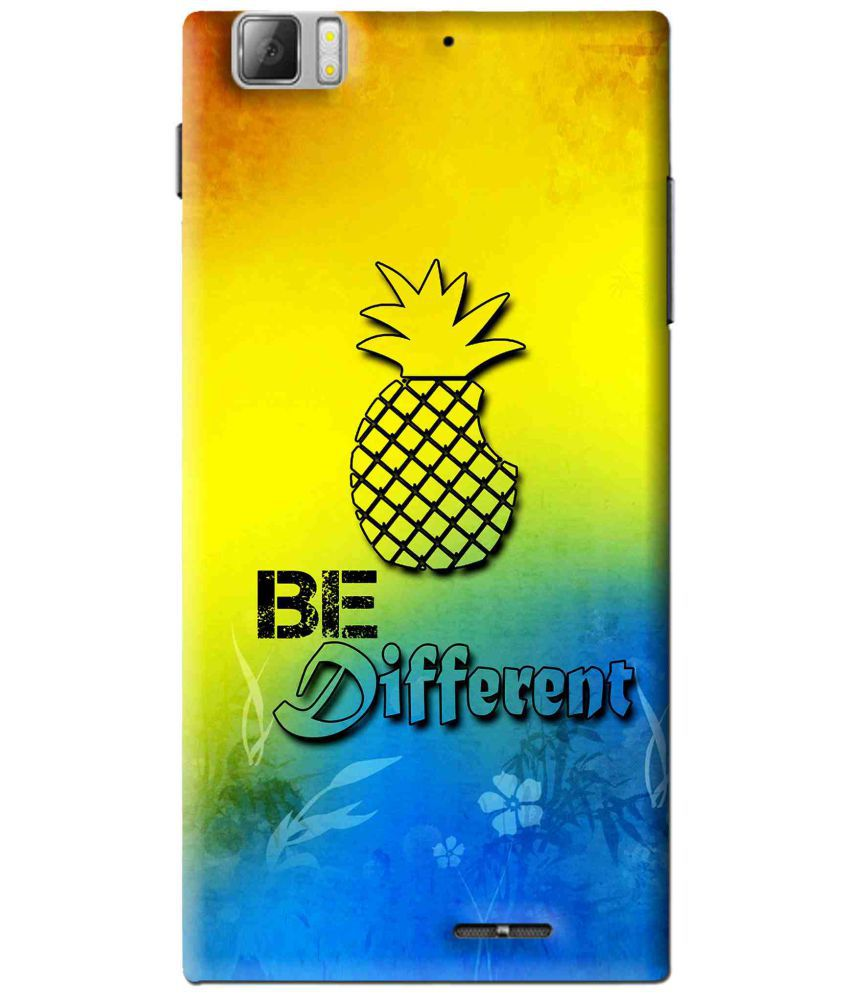 Lenovo K900 3D Back Covers By Snooky