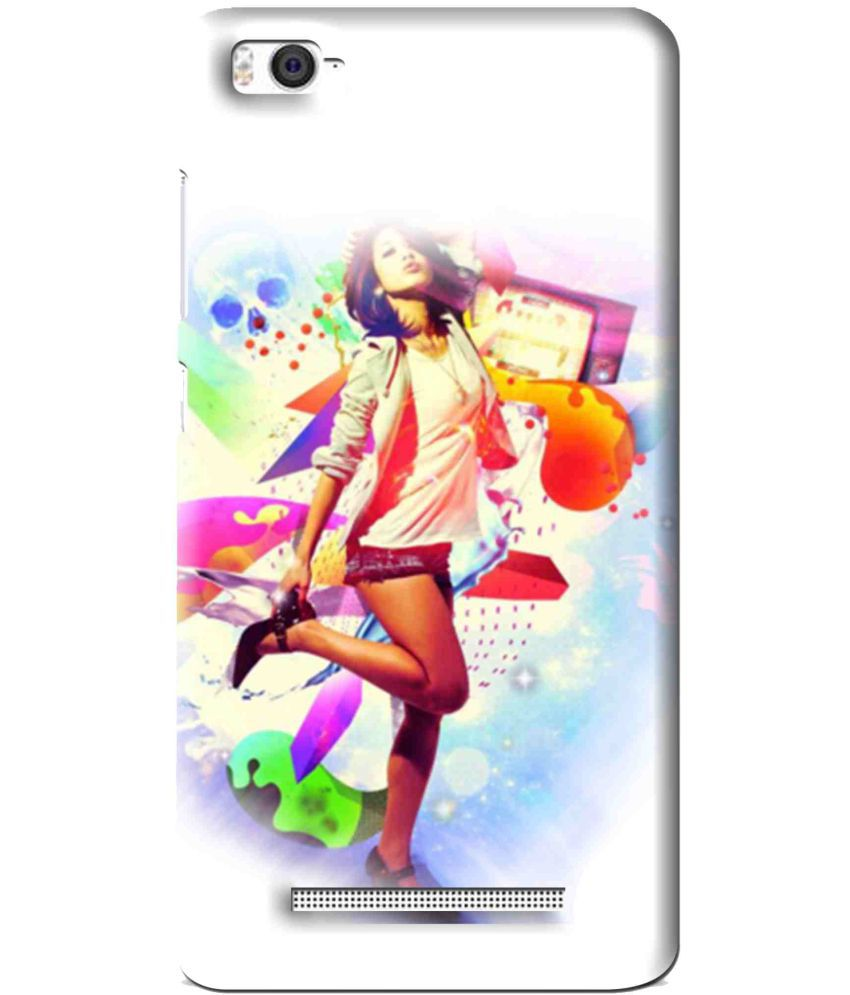 Xiaomi Mi 4c 3D Back Covers By Snooky
