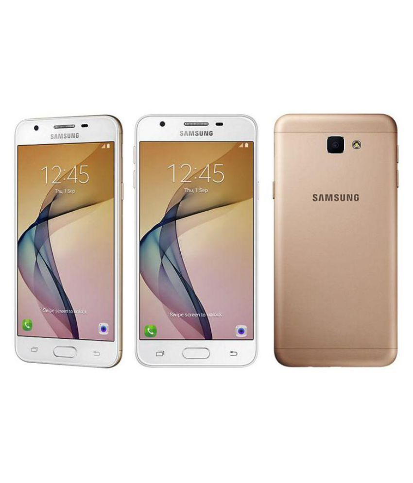 Samsung SM-G570F ( 32GB , 3 GB ) Gold Mobile Phones Online at Low