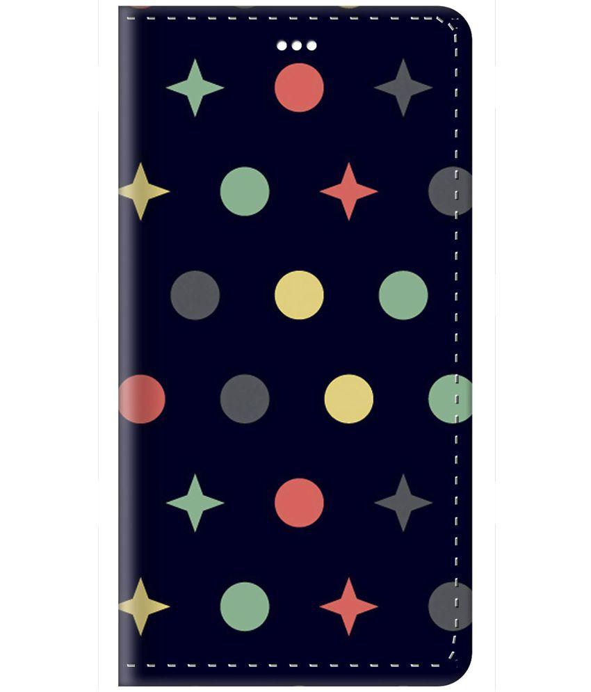 Xiaomi Redmi Note 3 Flip Cover by ZAPCASE - Multi