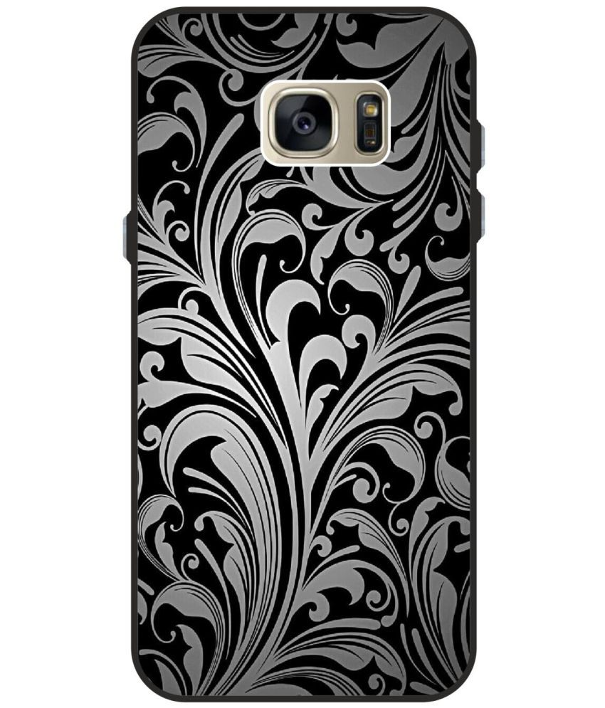Samsung Galaxy S7 Edge Printed Cover By Go Hooked