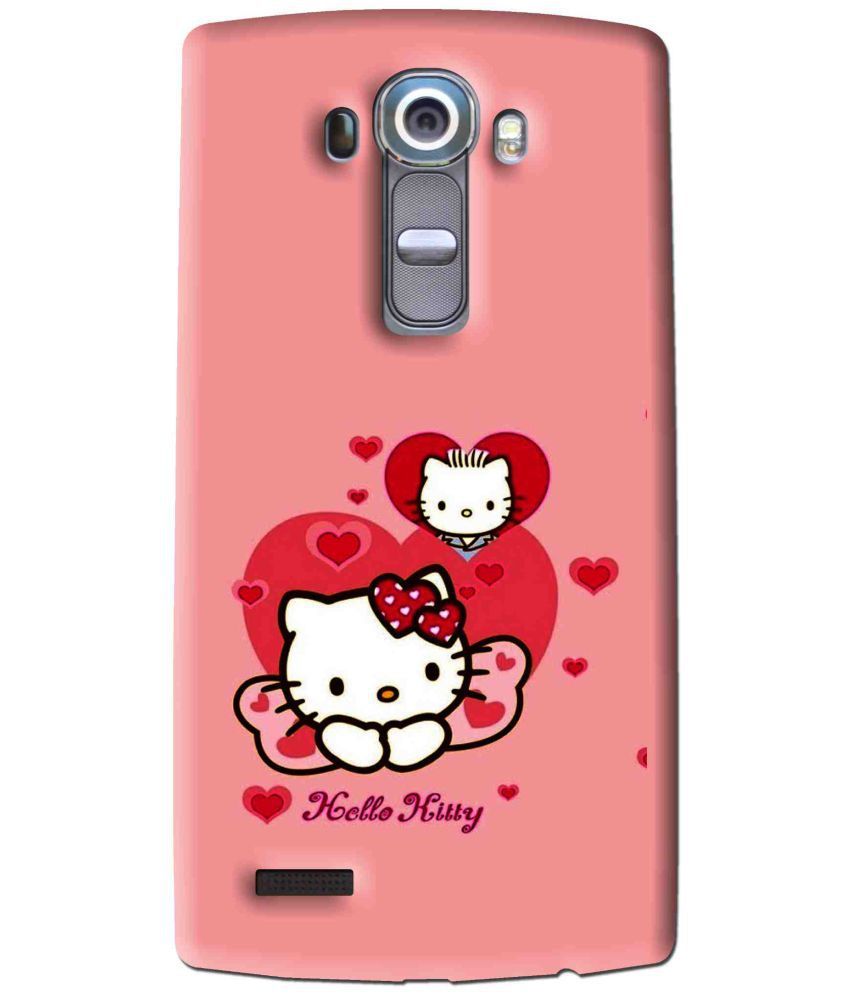 Lg G4 Printed Cover By Snooky