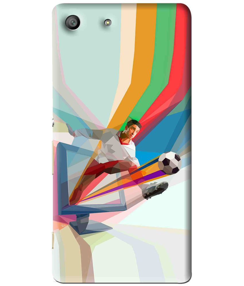 Sony Xperia M5 3D Back Covers By Snooky