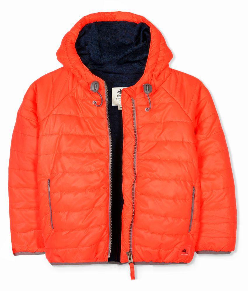 Cherry Crumble Durable Warm Jacket