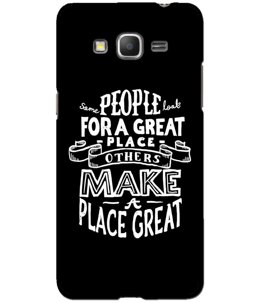 Samsung Galaxy Grand Max Printed Cover By Snooky