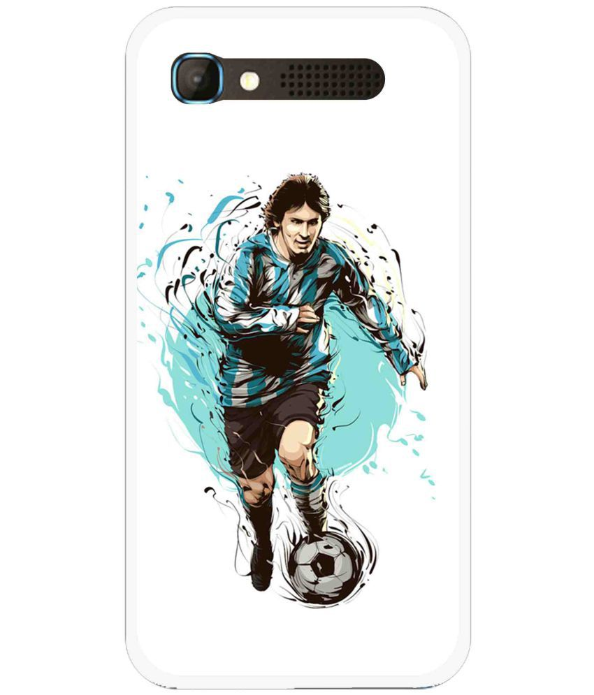 Intex Aqua Y2 Pro Printed Cover By Snooky
