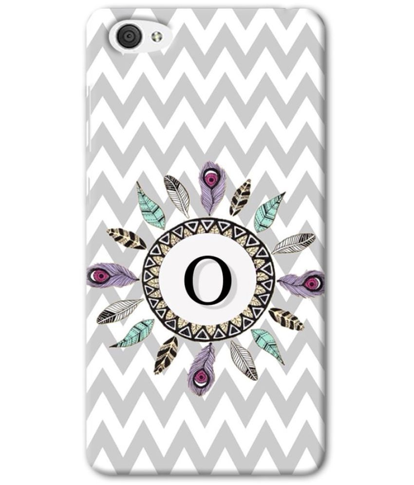 Vivo X5 Pro Printed Cover By Cell First