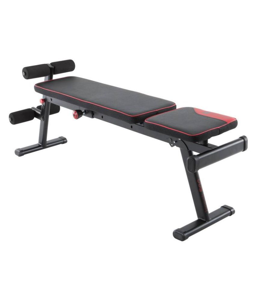 Domyos Exercise Bench 500 By Decathlon Buy Online At Best Price On Snapdeal