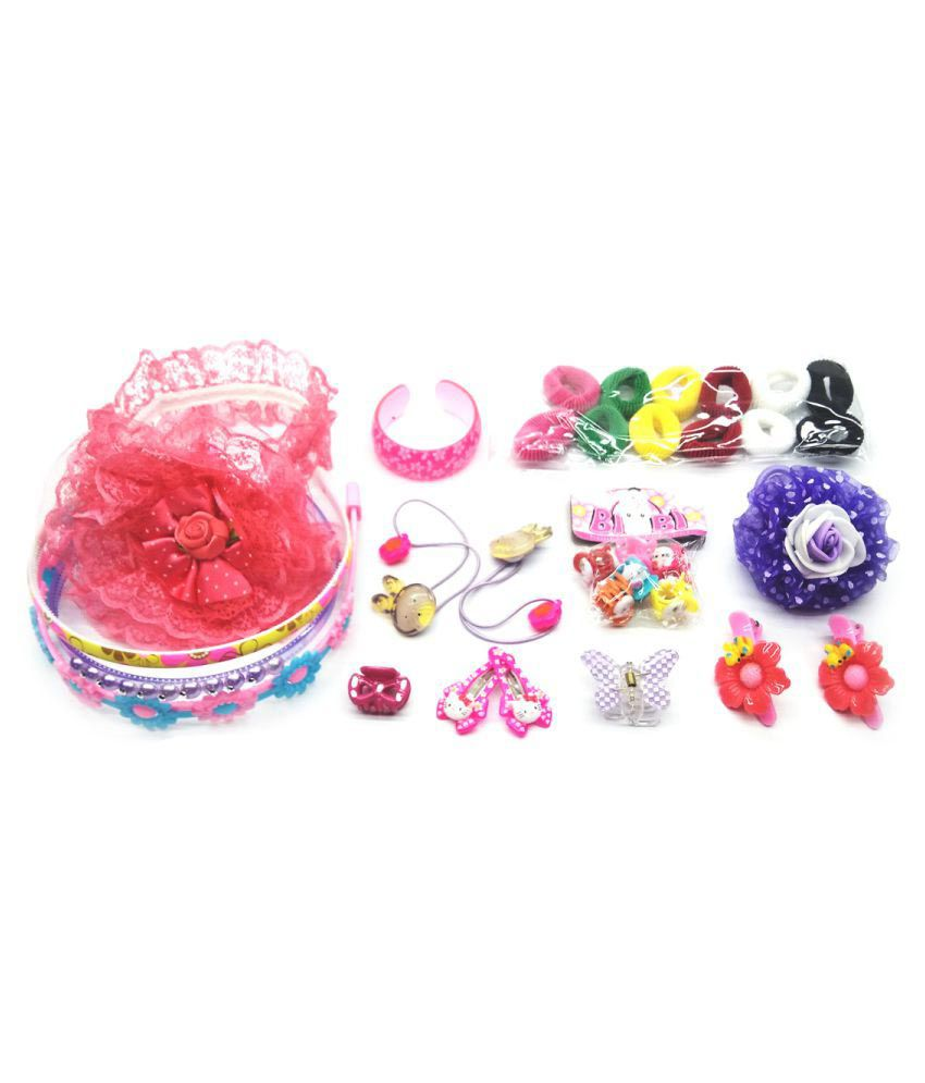 Ziggle 32 Pcs Hair Accessories Gift set