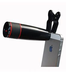 Dice 12X Zoom Lens for Mobile Phones