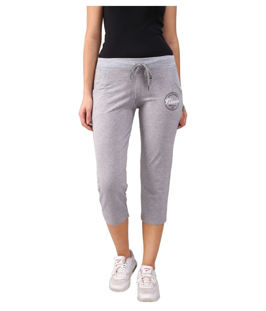 Filmax® Originals Grey Yoga Capri