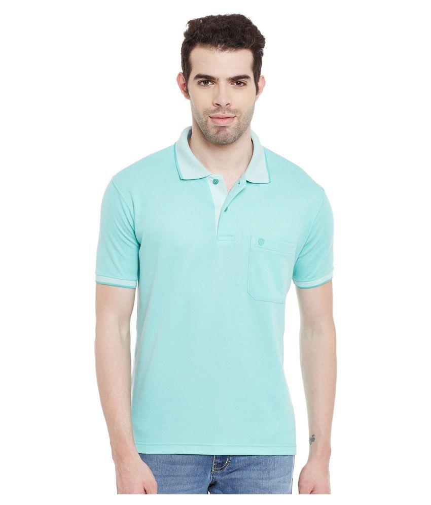 Duke Green Regular Fit Polo T Shirt