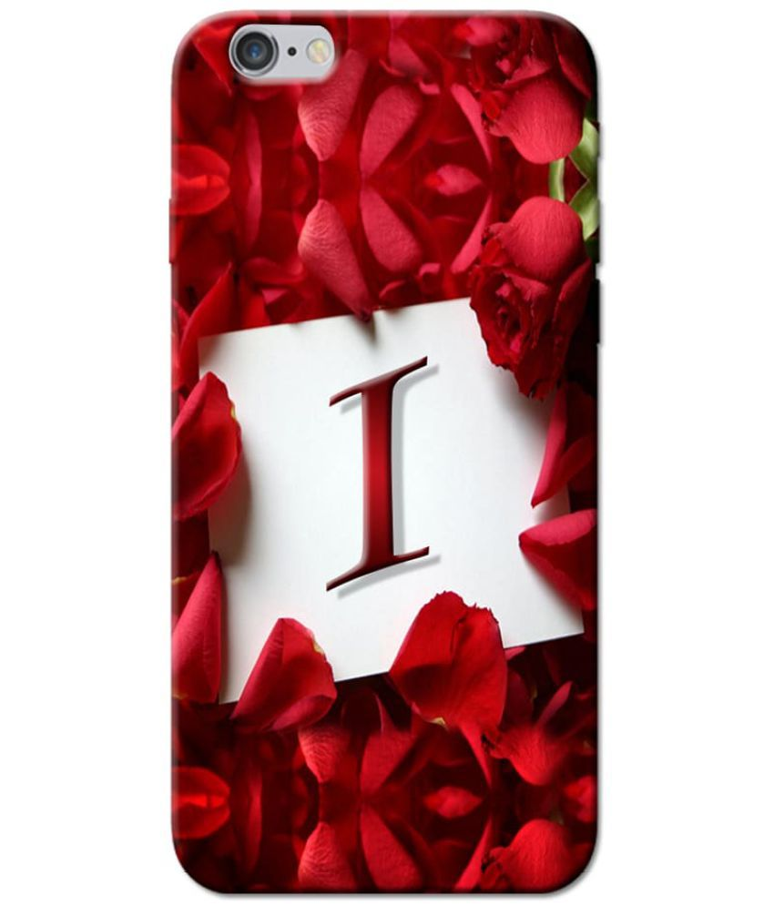 Apple iPhone 6 Printed Cover By Cell First