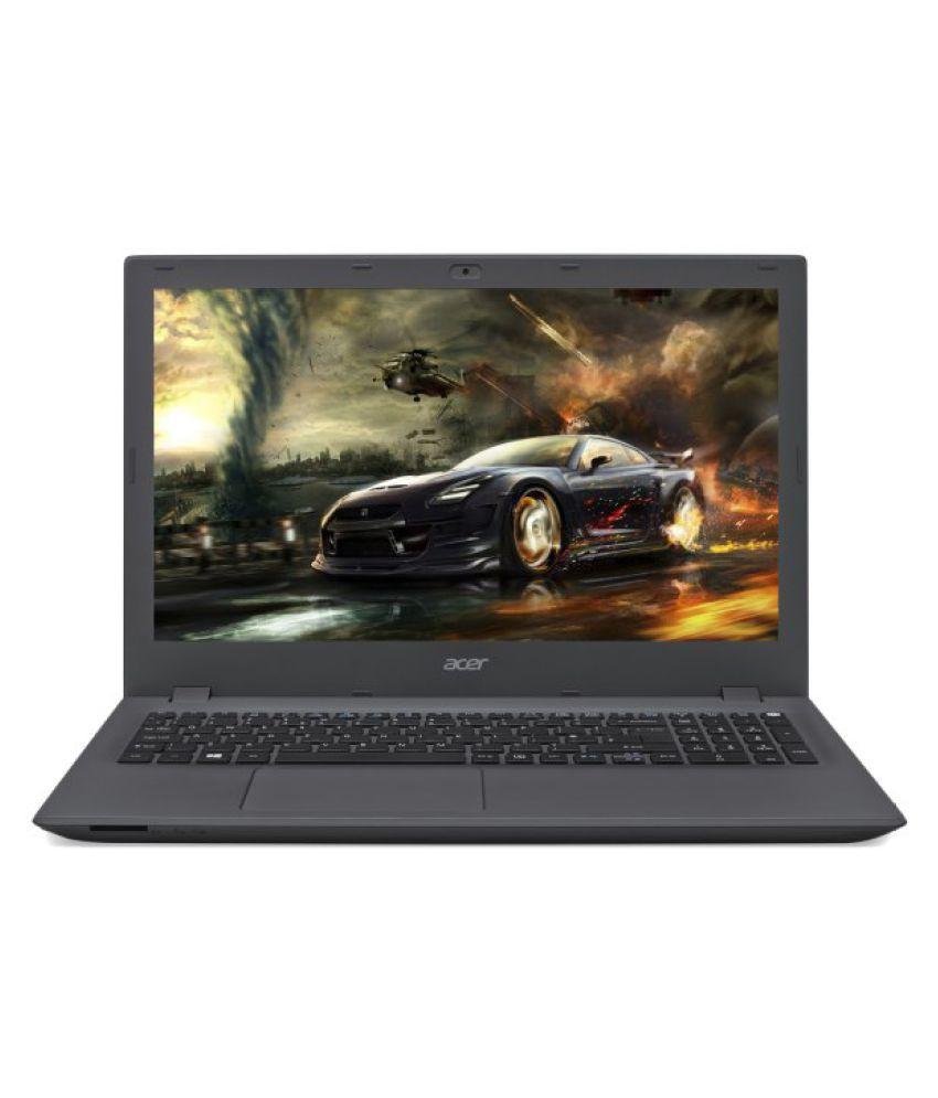 Acer Aspire UN.MWJSI.002 Notebook AMD APU A8 4 GB 39.62cm(15.6) Linux 2 GB Black