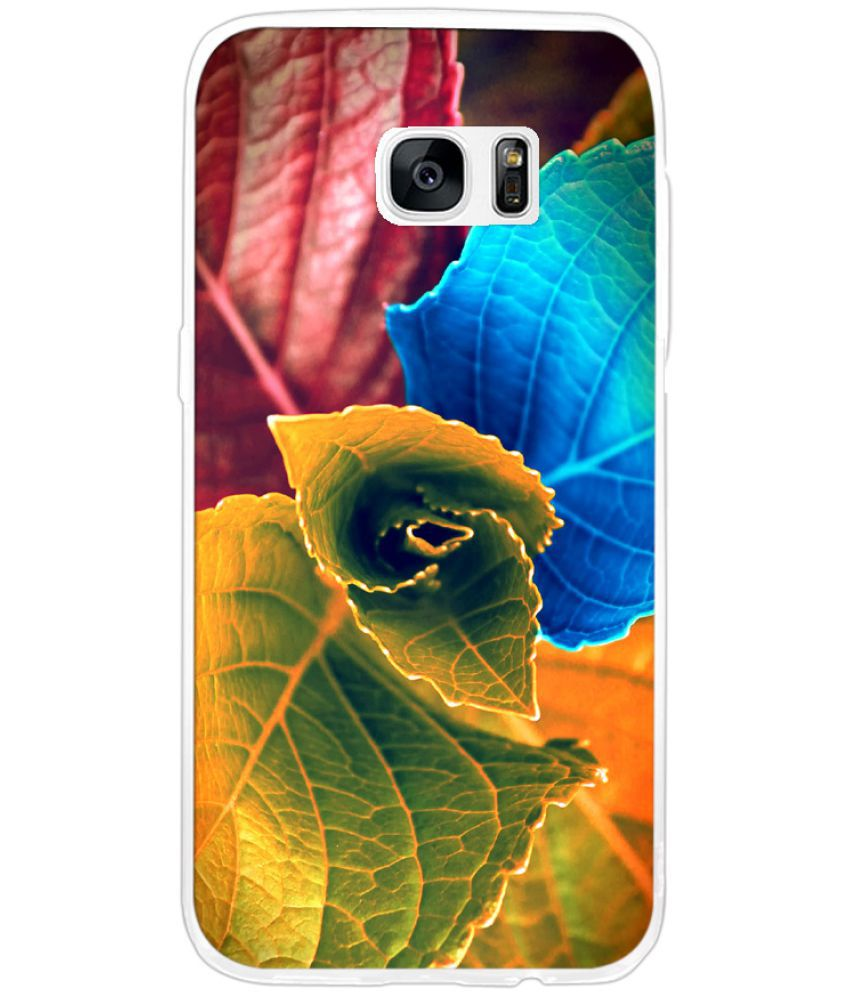 Samsung Galaxy S7 Edge Printed Cover By instyler