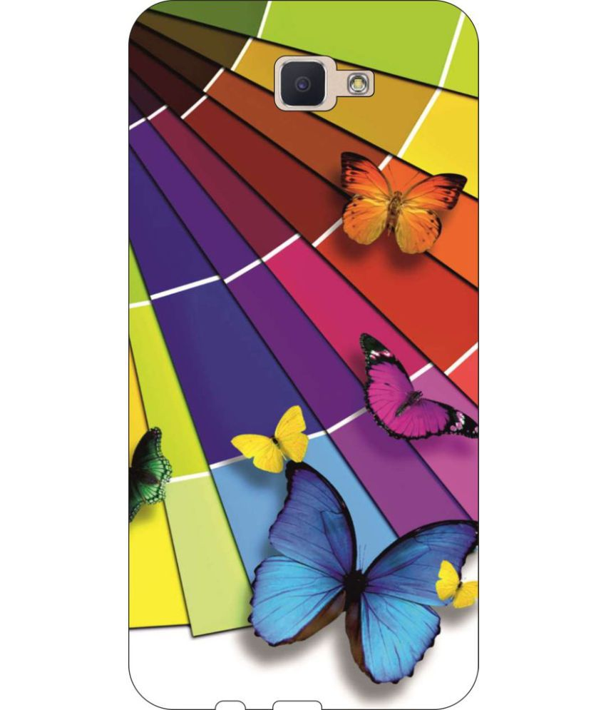 Samsung Galaxy J5 Prime Printed Cover By Go Hooked