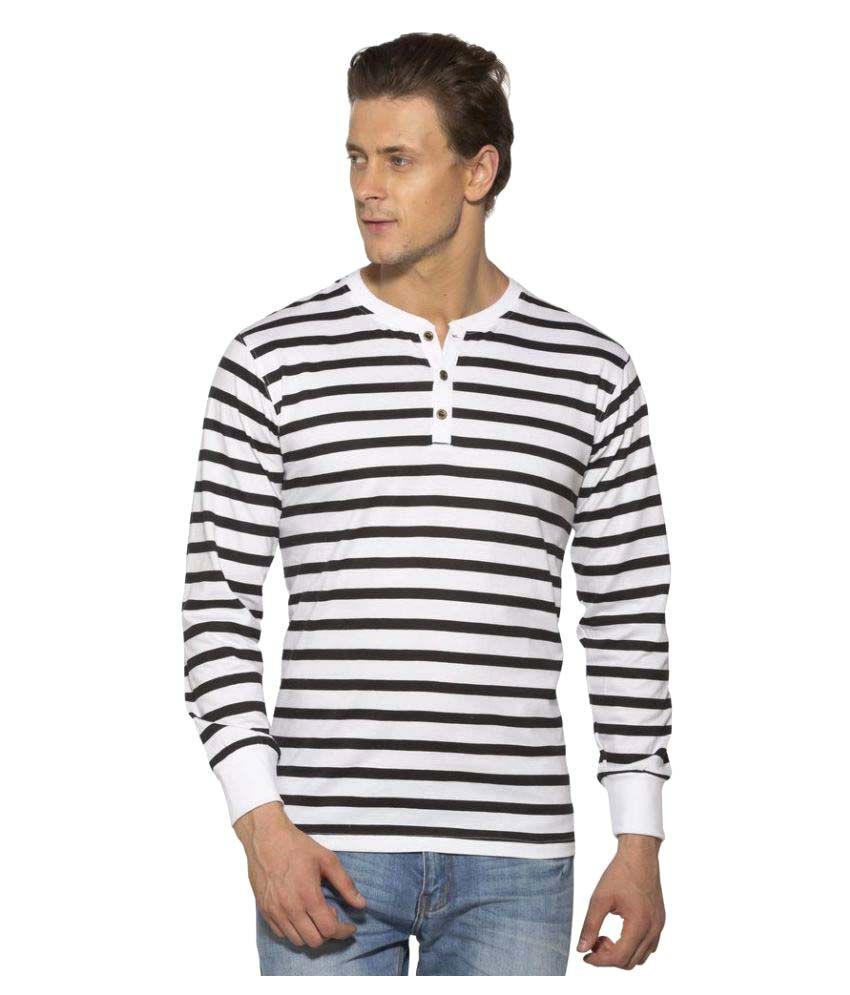 Clifton Multi Henley T-Shirt