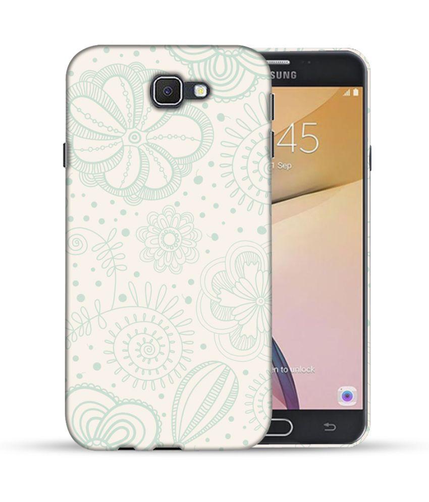 Samsung Galaxy J7 Prime Printed Cover By Khariddar