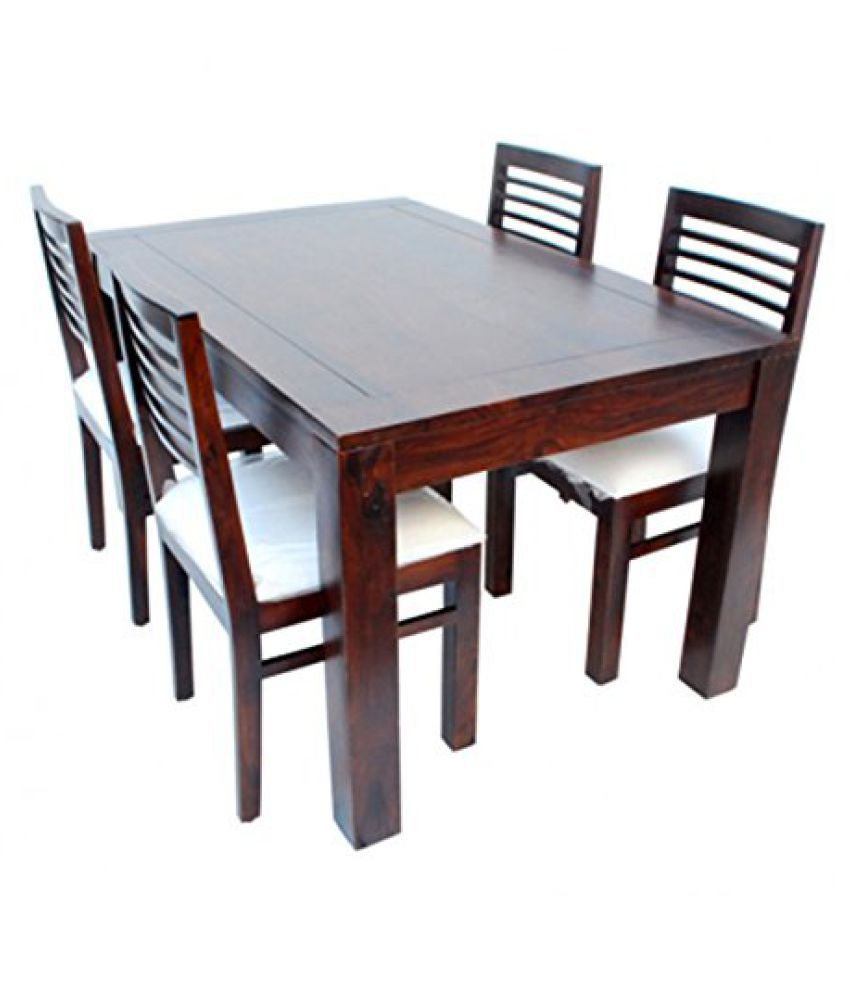 online retailer 9af7f c5145 Shop Sting 4 Seater Dining Table Set Dining Room Furniture