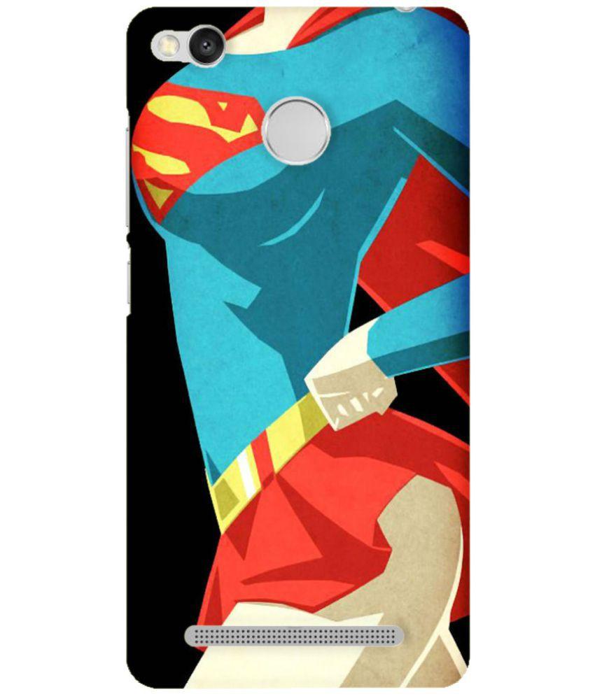 Xiaomi Redmi 3s Prime Printed Cover By Empression