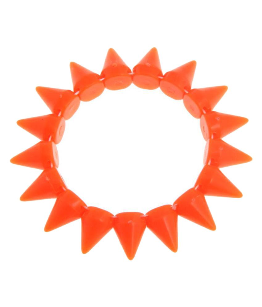 Jewelizer Orange Bracelet
