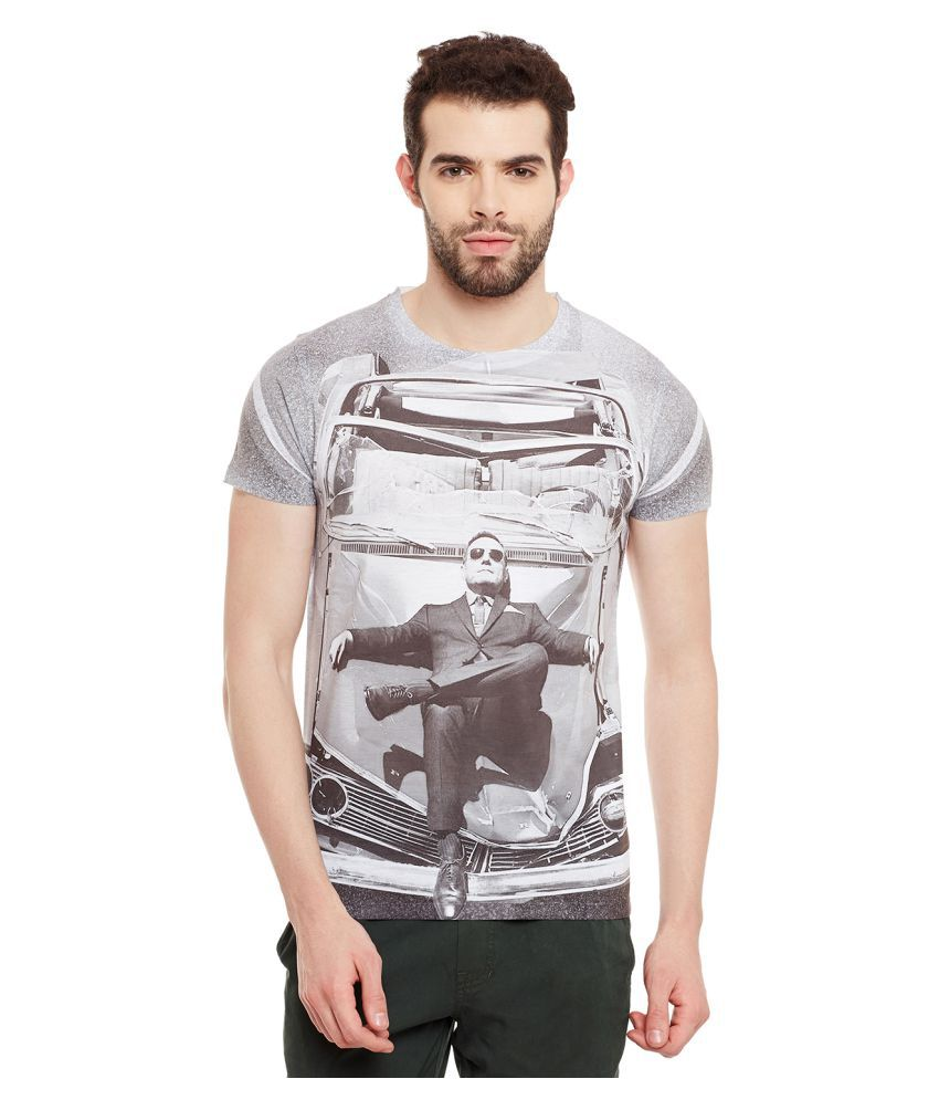 Wear Your Mind Multi Round T-Shirt