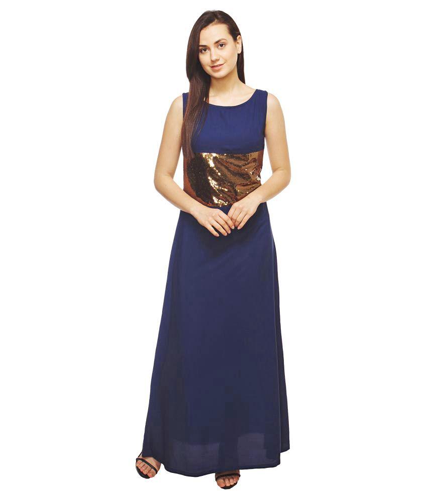 Adyuth Crepe Dresses