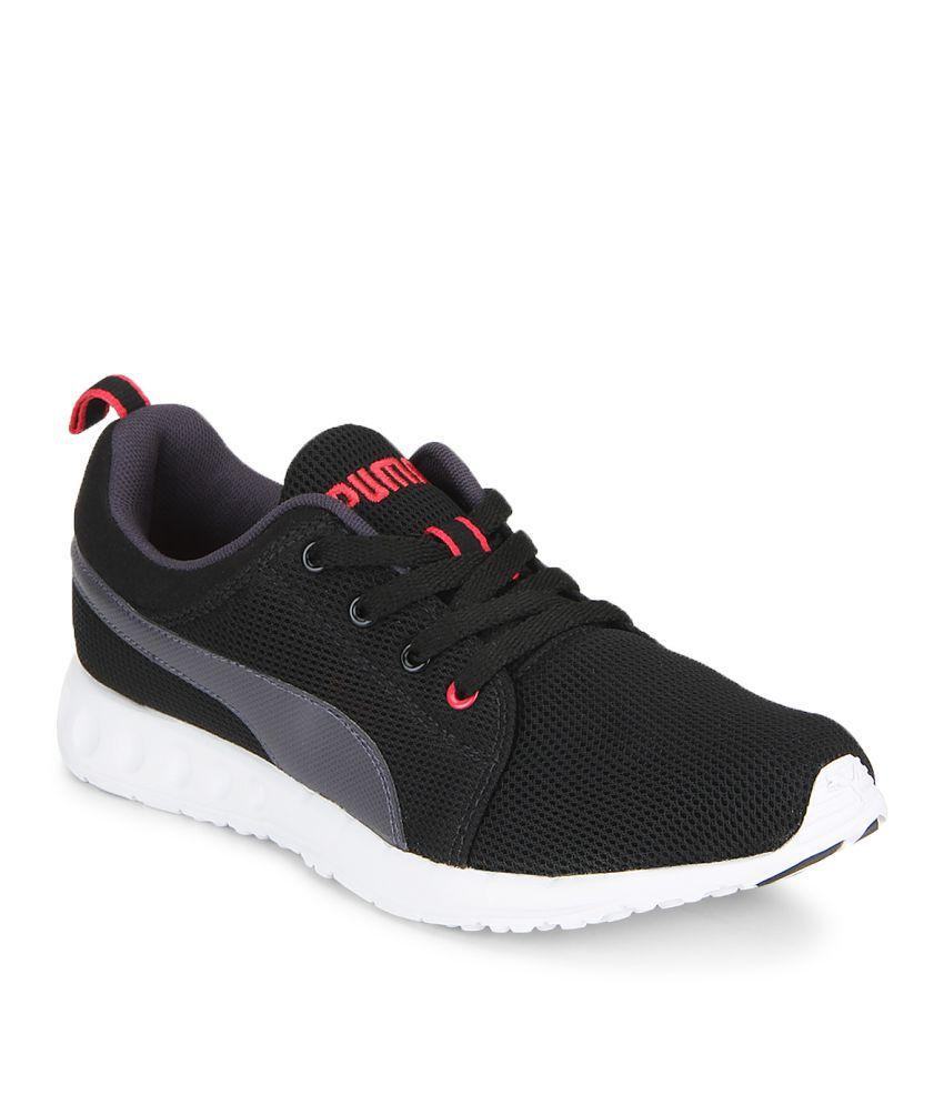 Puma Duplex Evo Rush Black Basketball Shoes Price In India Buy Puma