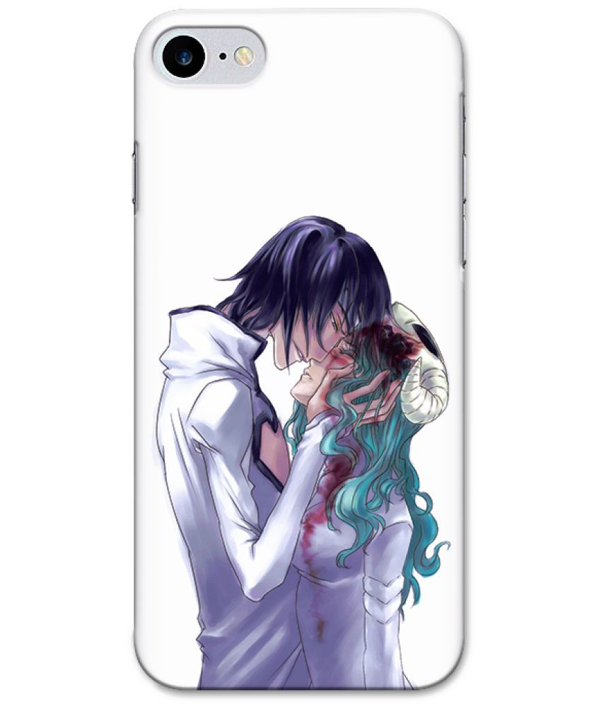 Apple iPhone 6 Plus Printed Cover By CRAZYINK