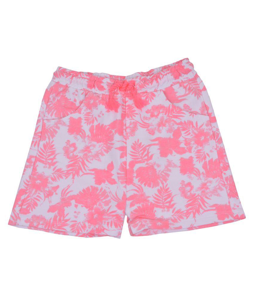 Snoby Multicolor Shorts