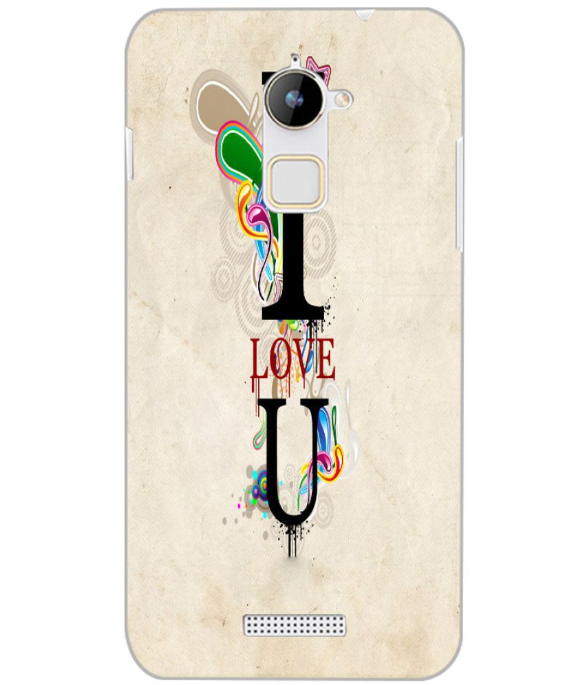 Coolpad Note 3 Lite Printed Cover By PRINTSWAG
