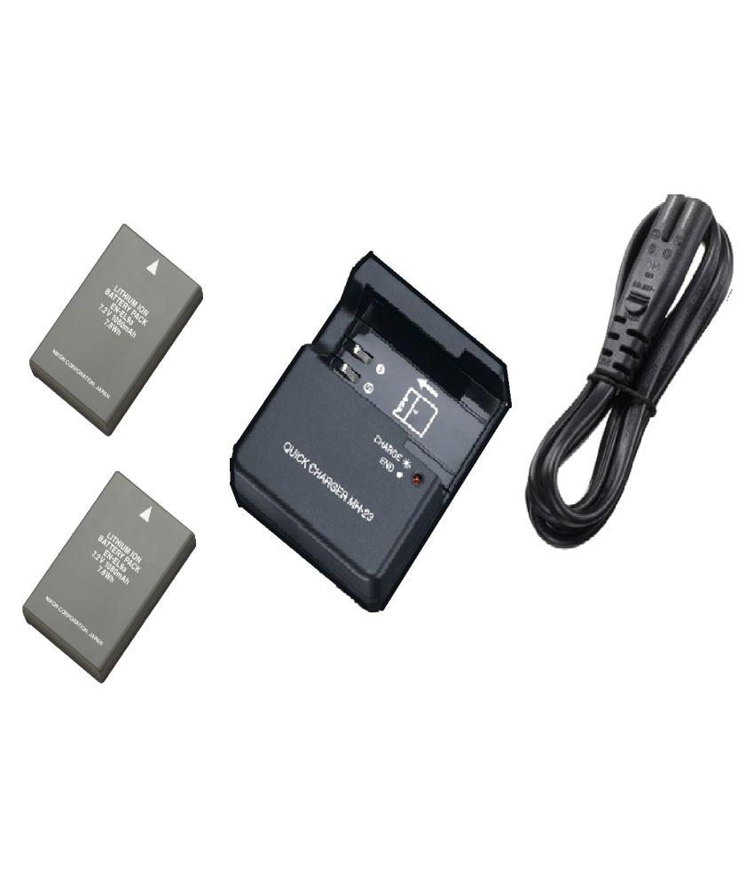Nikon EN EL9A Camera Battery Charger