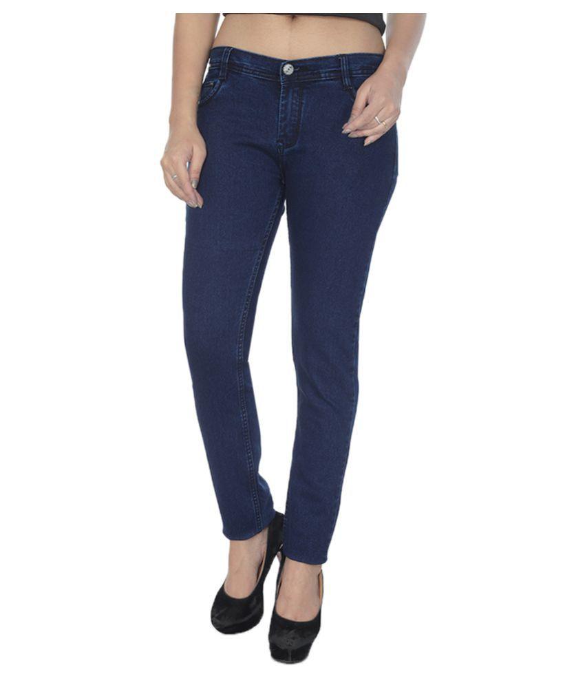Kings Cotton Denim Jeans