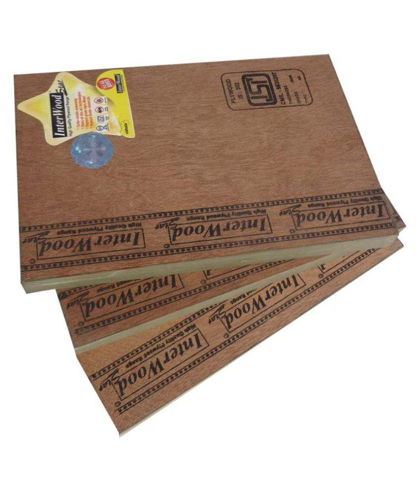 Buy InterWood Plywood Online at Low Price in India - Snapdeal