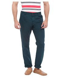 [Image: Parx-Blue-Slim-Flat-Trousers-SDL314435968-1-151f0.jpg]