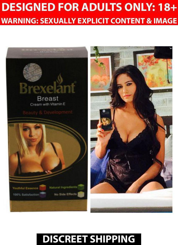 BREXELANT Breast Enlargement With Vit. E Cream 60 gm