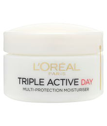 Loreal Imported Triple Action Multi-Protection Day Moisturiser Day Cream 50 Ml