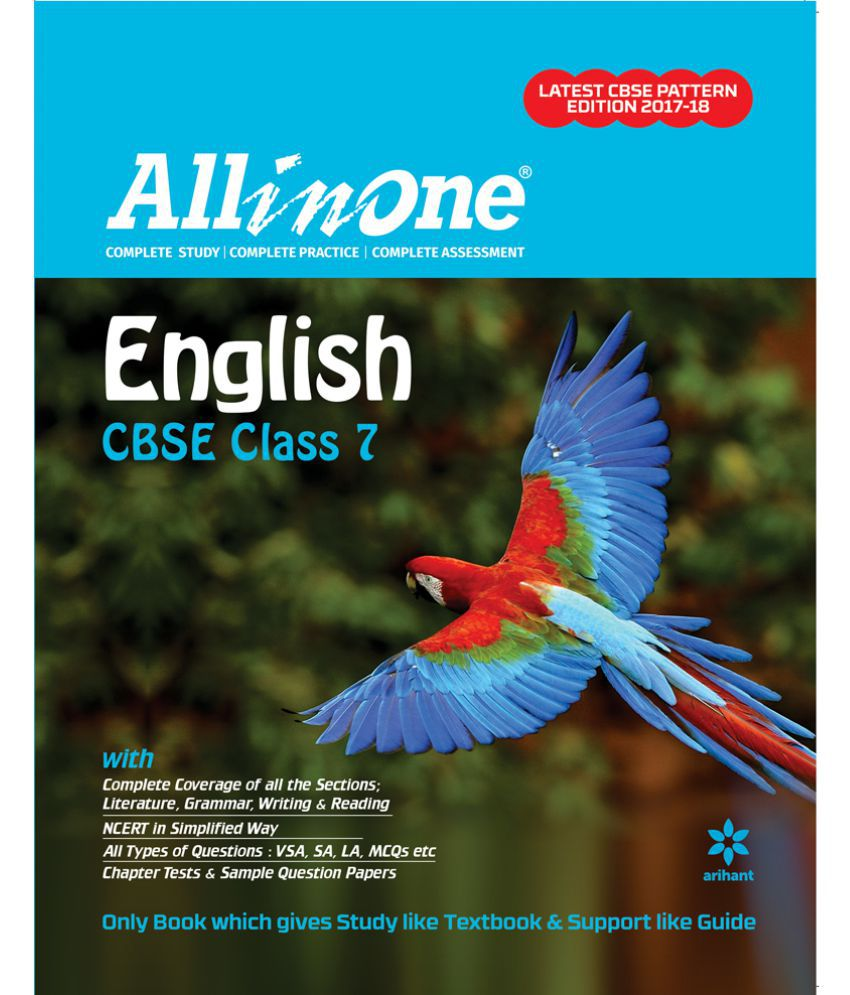 All in one ENGLISH class 7th
