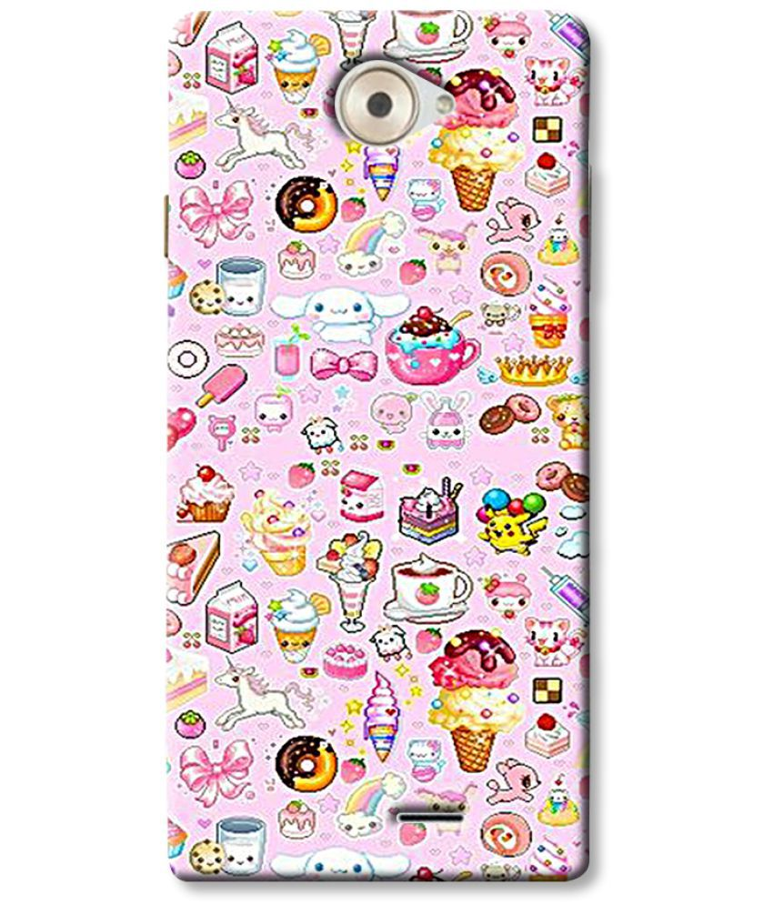 Panasonic P71 Printed Cover By Cell First