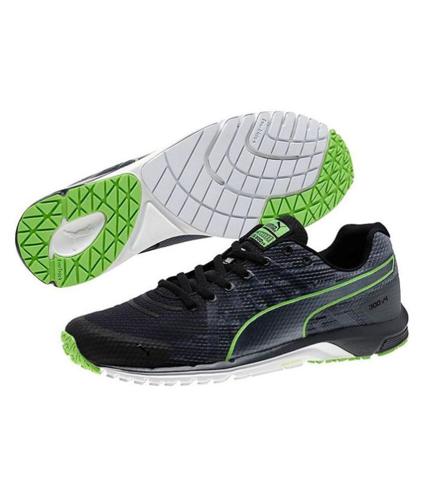 Puma Black Running Shoes - Buy Puma Black Running Shoes Online at Best  Prices in India on Snapdeal 76407f7ad