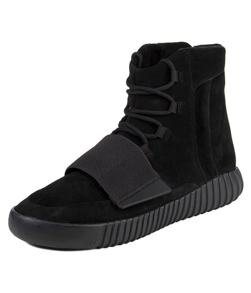 ba5389e9eb492 Adidas Yeezy Boost 750 Black Casual Shoes - Buy Adidas Yeezy Boost ...