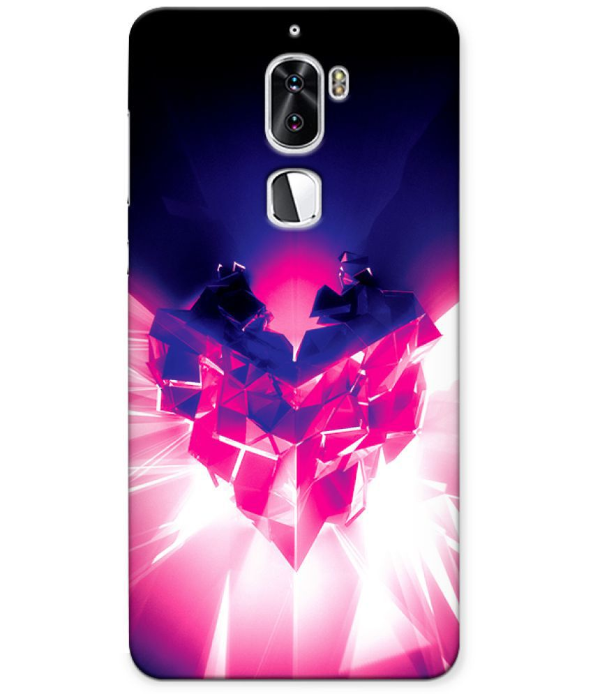 Coolpad Cool 1 Printed Cover By CRAZYINK
