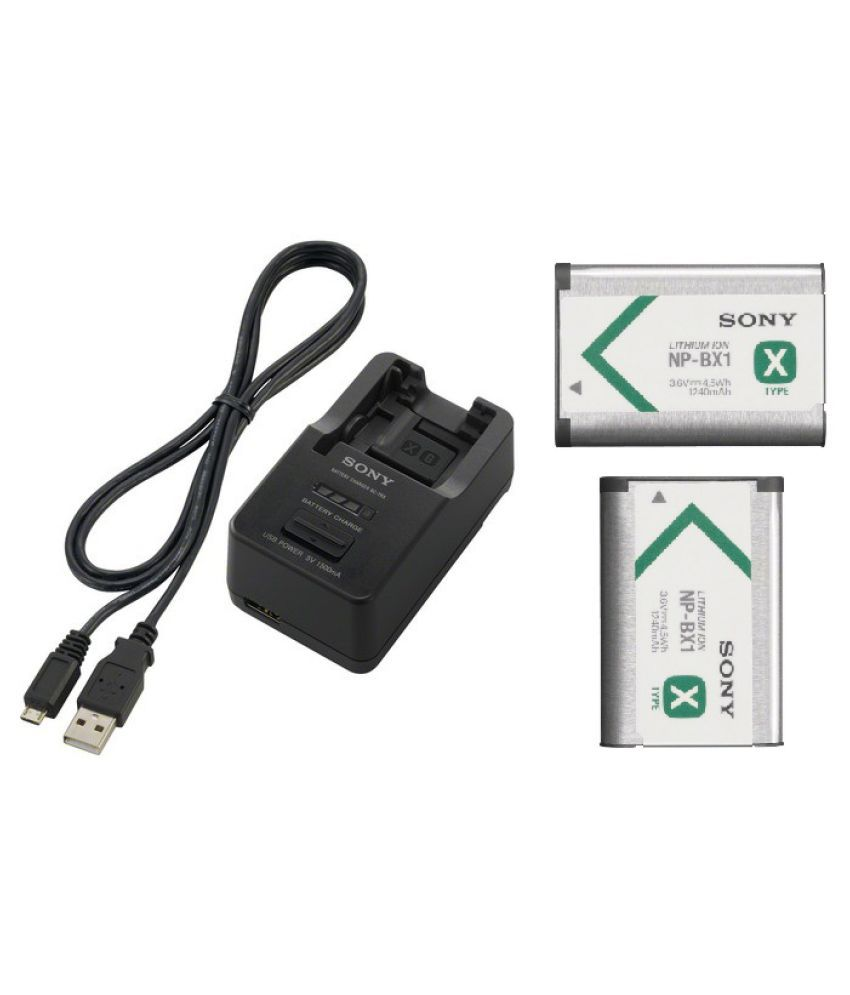 Sony Np Bx1 Camera Battery Charger Price In India Buy