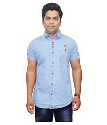 b7abea2ae5a6 Denim Shirt: Jeans & Denim Shirts For Men UpTo 77% OFF - Snapdeal.com